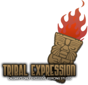 Tribal Expression - Calgary's Only Exclusive Piercing Studio, Providing Superior Body Piercing